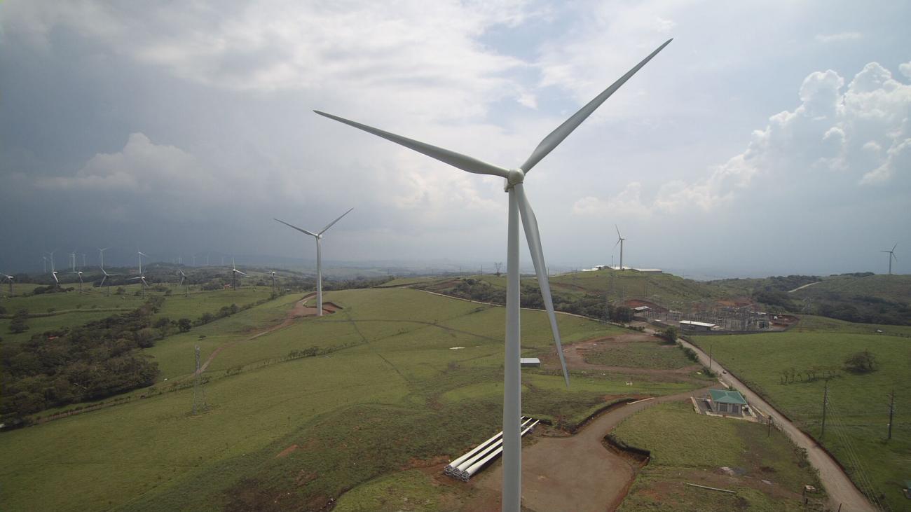 Proyecto Eólico Campos Azules (2016 -2017)