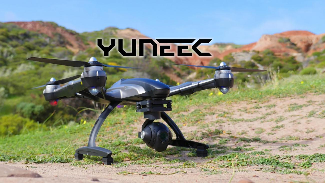 GREENWORK THECNOLOGY REALIZA TRABAJOS CON DRONES Y DISTRIBUYE LA MARCA YUNEEC