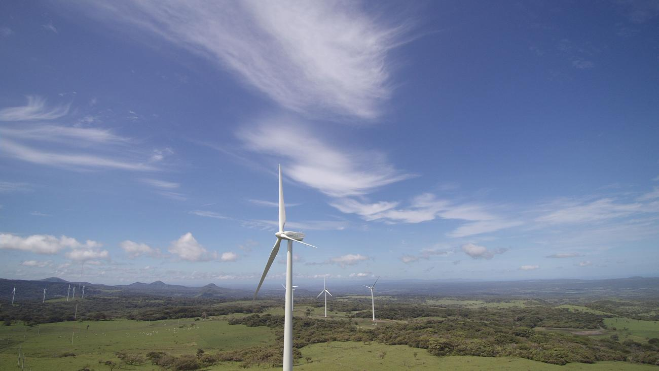 Proyecto Eólico Vientos de la perla (2016 -2017)