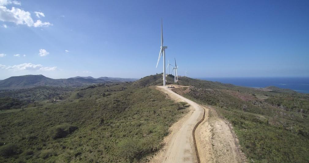 Parque Eólico Guanillo