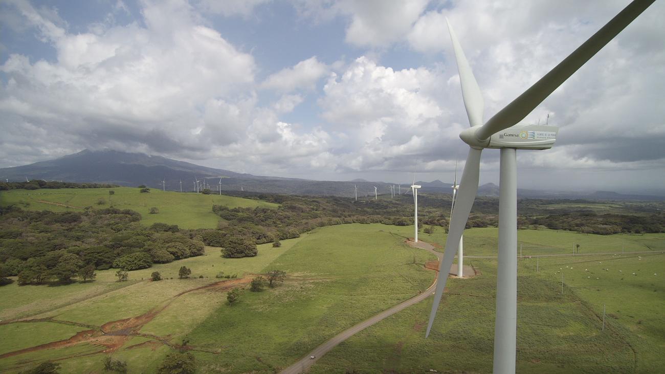 Proyecto Eólico Vientos del Miramar (2016 -2017)